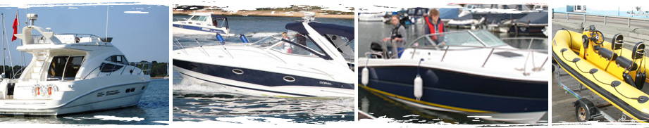 Own boat training
