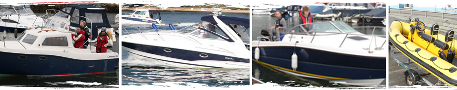 Powerboats & RIBs - own boat training