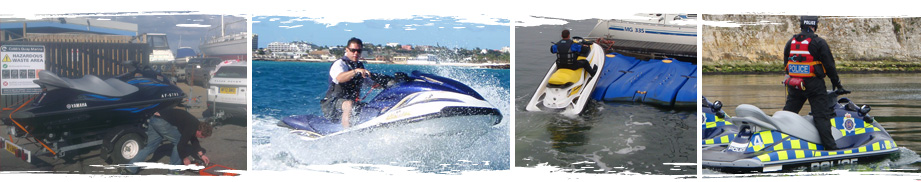 Personal Watercraft Course