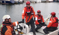 RYA Powerboat Instructor