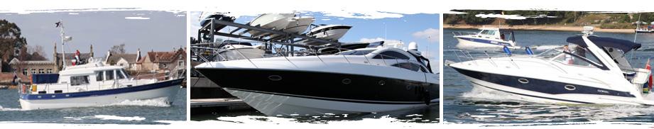 Motor Cruising - own boat training