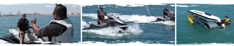 Personal Watercraft Instructor