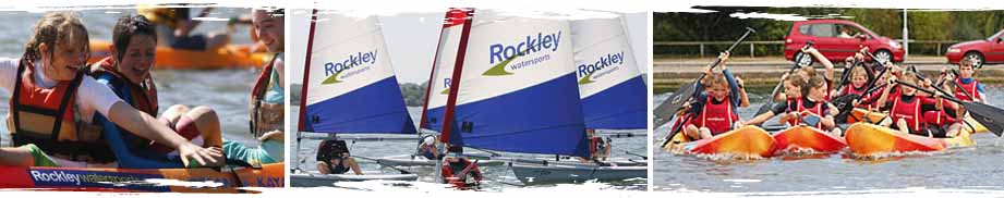 Top Hat - Rockley Watersports at Poole Park